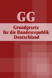 Grundgesetz fur die Bundesrepublik Deutschland - GG