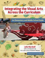 Integrating the Visual Arts Across the Curriculum PDF