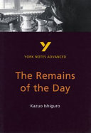 The Remains Of The Day Book PDF