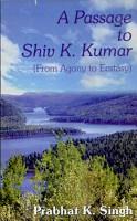 A Passage to Shiv K  Kumar PDF