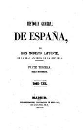 Historia general de España: Volumen 22
