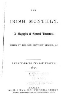 The Irish Monthly Book