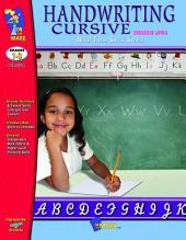 Handwriting Modern Styple Practice Cursive Workbook Gr. 1-3