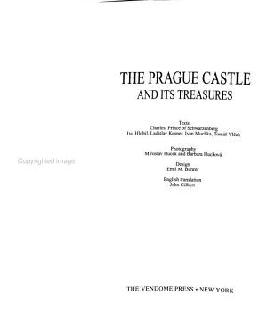 The Prague Castle and Its Treasures