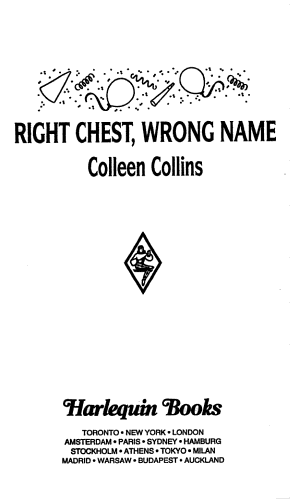 Right Chest, Wrong Name