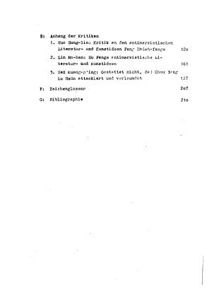 Der weg der sozialistischen literatur in china nach 1949 darges    PDF