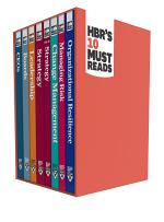 HBR's 10 Must Reads for Executives 8-Volume Collection