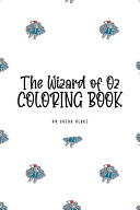 The Wizard of Oz Coloring Book for Children  6x9 Coloring Book   Activity Book  PDF