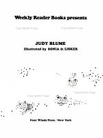 Freckle Juice PDF