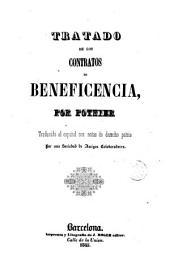Tratado de los contratos de beneficencia