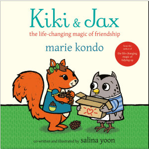 Kiki   Jax Book