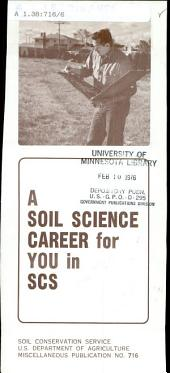 A Soil Science Career for You in SCS.