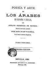 Poesía y arte de los árabes en España y Sicilia, 3: Volumen 2