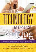 Using Technology to Enhance Writing PDF