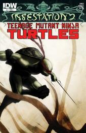 Infestation II: Teenage Mutant Ninja Turtles #1