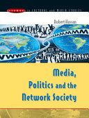 Media, Politics and the Network Society