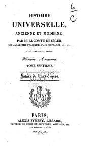 Histoire universelle, ancienne et moderne: Historie du Bas-empire