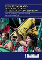 Affectedness And Participation In International Institutions PDF