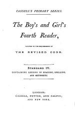 Cassell's primary series. The boy's and girl's third (fourth) reader