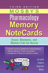 Mosby S Pharmacology Memory Notecards E Book Book PDF