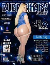 Bubble Shake magazine Issue #31 ((West Coast Edition))