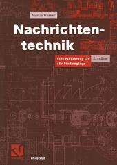 Nachrichtentechnik: Eine Einführung für alle Studiengänge, Ausgabe 2