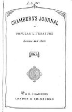 Chambers s Journal of Popular Literature  Science and Arts PDF