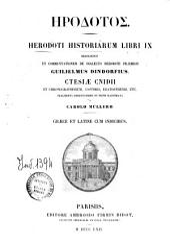 Herodoti Historiarum libri 9