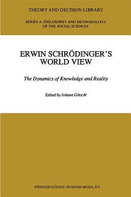 Erwin Schr  dinger   s World View PDF