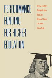 Performance Funding for Higher Education