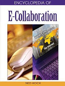 Encyclopedia of E Collaboration PDF