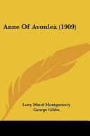 Anne of Avonlea  1909  PDF