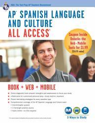 Ap Spanish Language And Culture All Access W Audio Book PDF