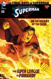 Superman (2011-) #51