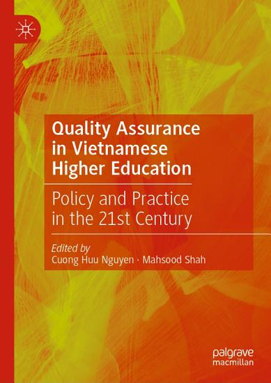 Quality Assurance in Vietnamese Higher Education PDF