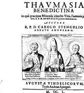 Thaumasia Benedictina