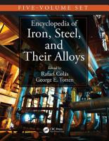 Encyclopedia of Iron  Steel  and Their Alloys  Online Version  PDF