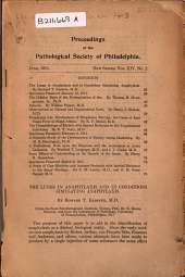 Proceedings of the Pathological Society of Philadelphia: Volume 14, Issue 2