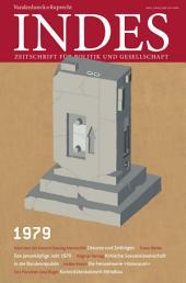 1979: Indes. Zeitschrift für Politik und Gesellschaft 2016, Ausgabe 1