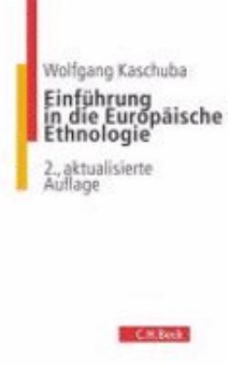 Einf  hrung in die europ  ische Ethnologie PDF