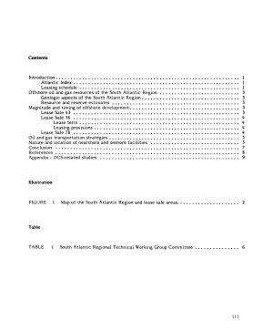Open file Report