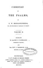 Commentary on the Psalms PDF