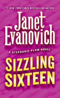 Sizzling Sixteen Book