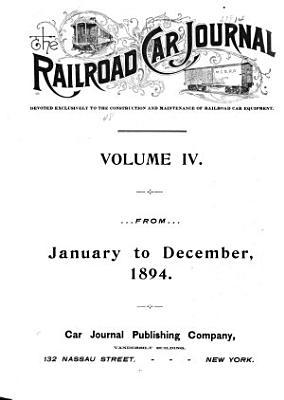 The Railroad Car Journal PDF