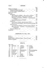 Hand Book of Chemistry: Volume 13
