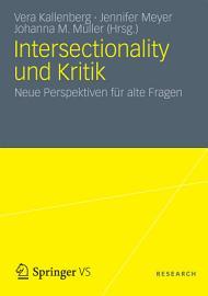 Intersectionality und Kritik PDF