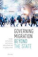 Governing Migration Beyond the State PDF