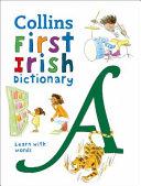Collins First Irish Dictionary
