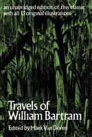 Travels of William Bartram PDF