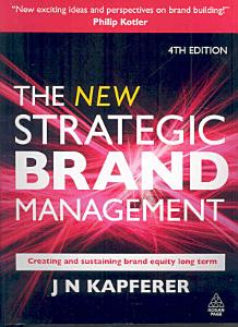 The New Strategic Brand Management PDF